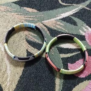 Women's bundle of 2 bracelets